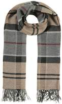 Barbour RAINDROPS Scarf winter tartan