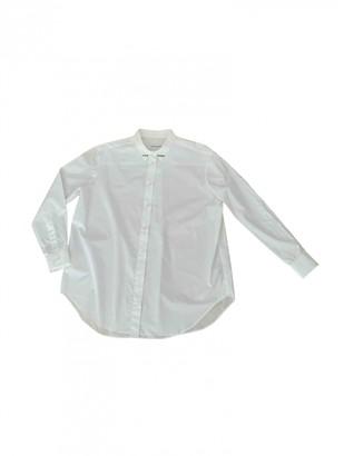 Maison Labiche White Cotton Top for Women