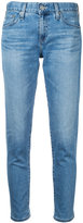 AG Jeans cropped jeans - women - Cotton/Polyurethane - 23