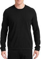 Theory Brettos Crew Neck Sweater