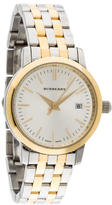 Burberry Heritage Watch