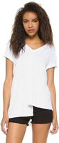 Wilt Extreme Shifted V Neck Tee