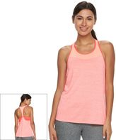 Tek Gear Women's 2-in-1 Performance Tank Top
