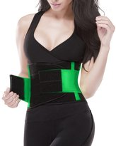 YIANNA Women's Underbust Waist Trainer Tummy Belt-Body Shaper Belt for Hourglass Shaper Weight Loss,CA-YA8002-M
