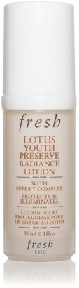 Fresh Lotus Youth Preserve Face Lotion