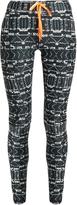 The Upside Yoga Jungle Shibori-print performance leggings