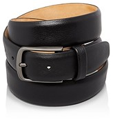 Bloomingdale's The Men's Store At The Men's Store at Park Ave Leather Belt - 100% Exclusive