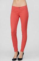 Rich & Skinny Legacy Zip Legging - Coral
