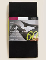 Marks and Spencer 60 Denier Body Sensor Engergise Tights
