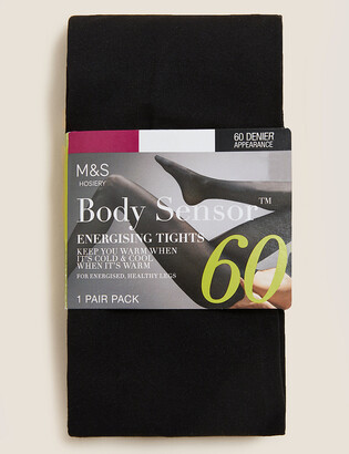Marks and Spencer 60 Denier Body Sensor Engergise Tights
