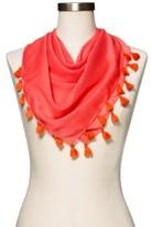 Merona Women's Bright Orange Fashion Scarf