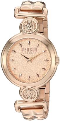 Versus By Versace Women's SUNNYRIDGE Extension Quartz Watch Strap