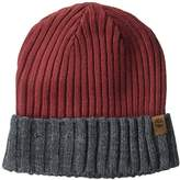 Timberland Men's Color Blocked Watchcap Beanie