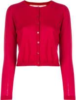 RED Valentino cropped cardigan