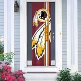 Washington Redskins Two-Sided Door Wrap