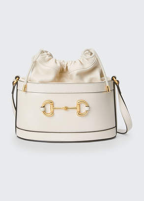 Gucci 1955 Morsetto Mini Horsebit Leather Shoulder Bag