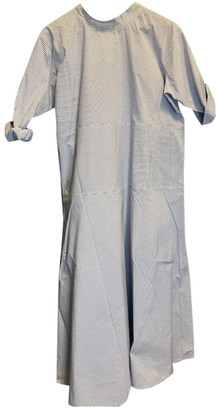 Sofie D'hoore White Cotton Dresses