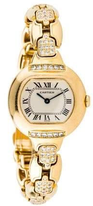 Cartier Ellipse Watch