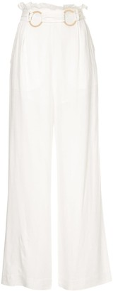 SUBOO Nadia High-Waist trousers