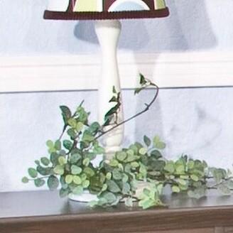 "Brandee Danielle Modern Baby Boy 15"" Table Lamp Base"