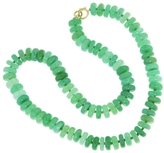 Irene Neuwirth Limited Edition 292 Carat Chryroprase Necklace