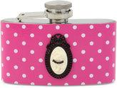 Betsey Johnson Charm Flask