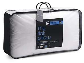 Bloomingdale's My Flair Asthma & Allergy Friendly Down Queen Firm Pillow - 100% Exclusive