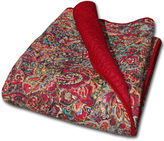 GREENLAND HOME FASHIONS Greenland Home Fashions Persian Quilted Cotton Throw