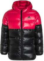 adidas Winter jacket black/energy pink