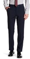 English Laundry Finchley Slim Fit Sharkskin Trouser - 30-32 Inseam