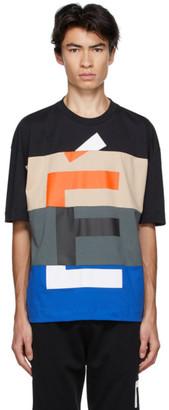 Études Multicolor Spirit Cut-Up T-Shirt
