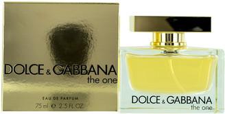 Dolce & Gabbana 2.5Oz The One Eau De Parfum Spray