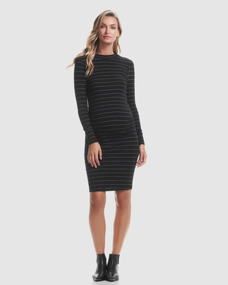 Soon Casima Long Sleeve Dress