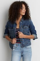 American Eagle Outfitters AE Super Soft Denim Jacket