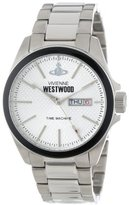 Vivienne Westwood Men's VV063SL The Camden Lock Silver Watch