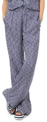 MICHAEL Michael Kors Printed Silk Pajama Pants