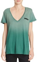 Wildfox Couture Ombré Wha? Tee