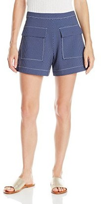 Clover Canyon Sportswear Women's Outerwear Woven Short