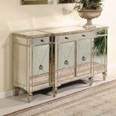 House of Hampton Sandbach Mirrored Sideboard