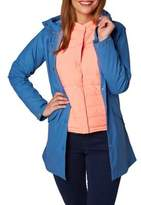 Helly Hansen Snap-Front Belted Raincoat