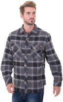 Dickies Big & Tall Brawny Plaid Flannel Button-Down Shirt