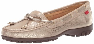 Marc Joseph New York Women's Golf Leather Made in Brazil Cypress Hill Performance Loafer Moccasin