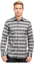 Bugatchi Dario Long Sleeve Woven Shirt