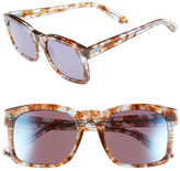 Wildfox Couture Women's Gaudy Deluxe Square Acetate Frame Sunglasses