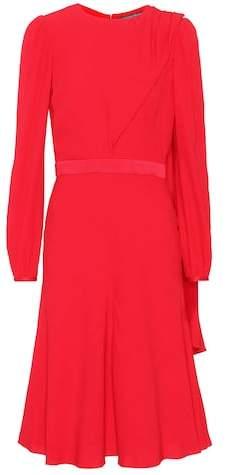 Alexander McQueen Long-sleeved dress