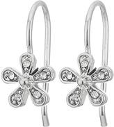 Lauren Ralph Lauren Small Flower Drop Earrings