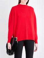 Ellery Open-back knitted jumper