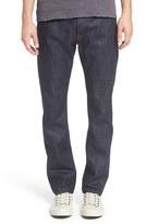G Star '3301' Straight Leg Jeans (Raw Blue)