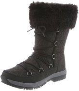 BearPaw Womens Leslie Closed Toe Mid-Calf Cold Weather Boots