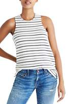 Madewell Camille Stripe Tank